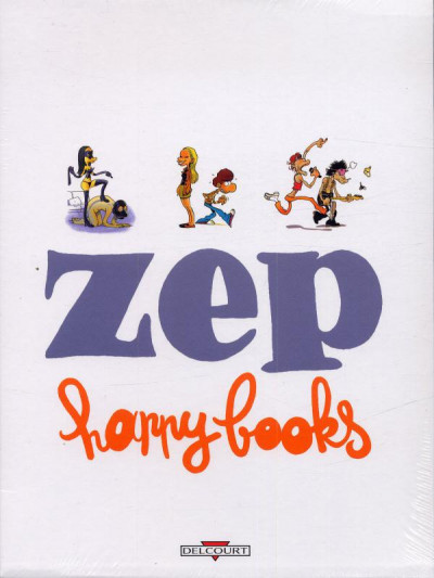 Page 2 Happy books - coffret