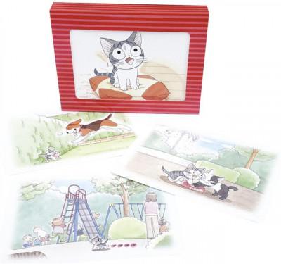 Couverture Chi - boîte de cartes postales