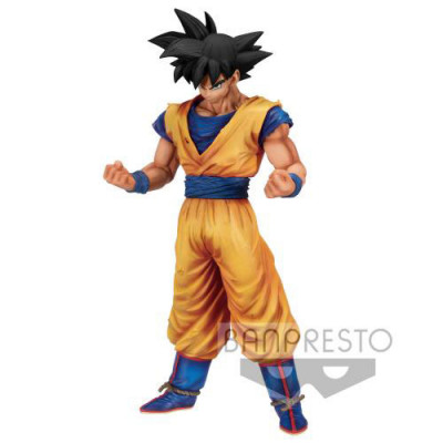 Couverture Son Goku Resolution Of Soldiers