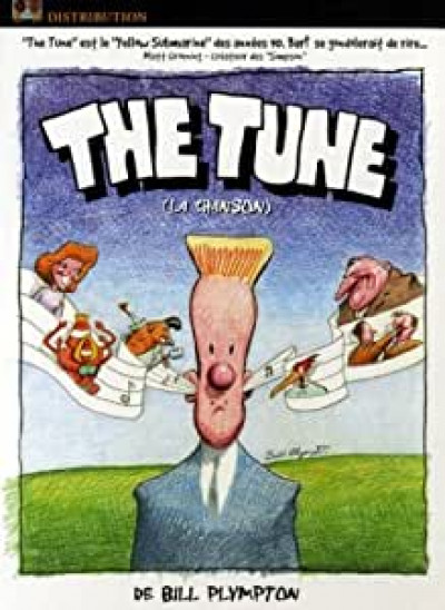 Couverture the tune