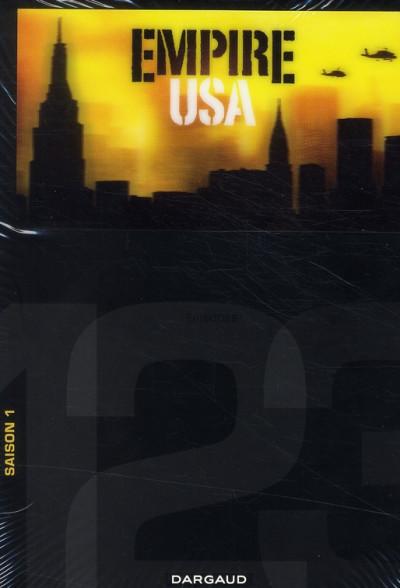 image de Empire USA - coffret tome 1 à tome 3