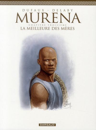 Couverture Murena T.3 - la meilleure des mères