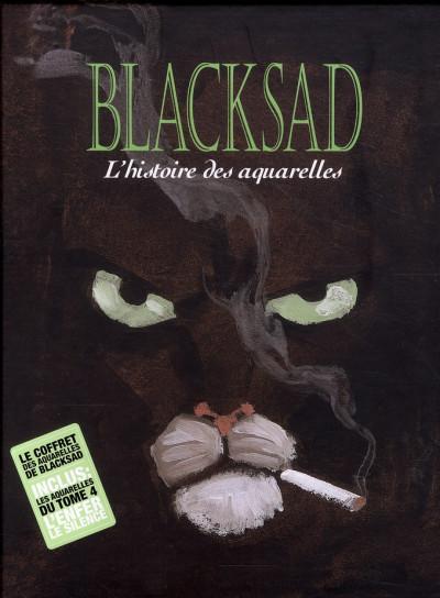 Blacksad Hors Serie Coffret Tome 1 Bdfugue Com