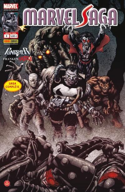 Couverture Marvel Saga tome 8
