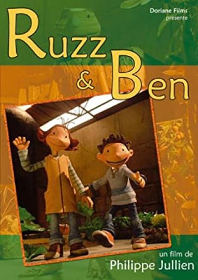 Couverture DVD Ruzz & Ben