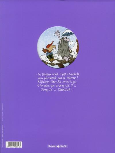 Dos Le retour à la terre tome 3 - le vaste monde