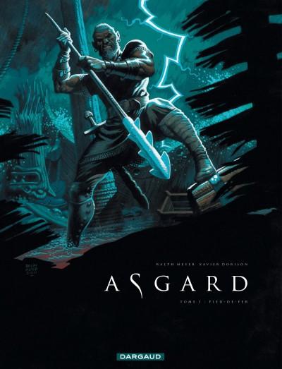Page 5 Asgard tome 1 - Pied-de-fer - + portfolio