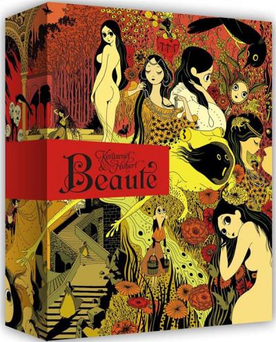 image de Beauté - coffret (tomes 1 à 3)