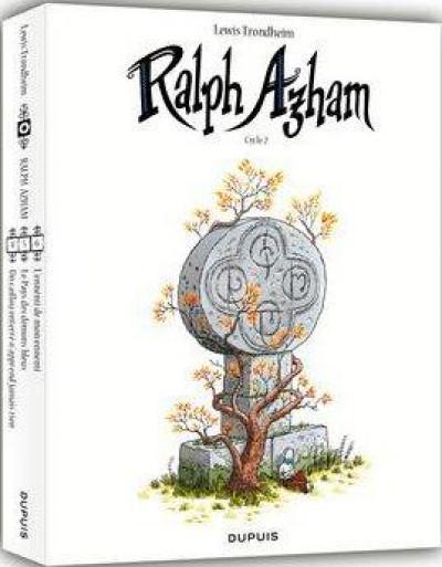 Couverture Ralph Azham - fourreau tome 4 à tome 6