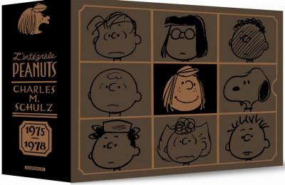 image de Snoopy & les Peanuts - intégrale tome 14 - coffret