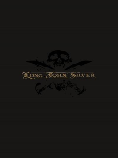 Couverture Long John Silver - coffret tome 1 à tome 4