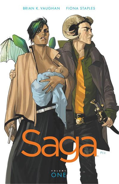 Couverture Pack Saga tome 1 et tome 2