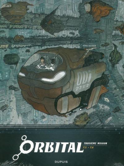 image de Orbital - fourreau tome 5 et tome 6
