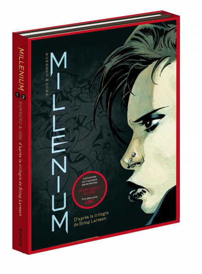 image de Millenium - fourreau tomes 1 et 2
