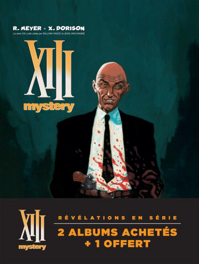image de XIII mystery - pack tomes 1 à 3 (dont 1 offert)