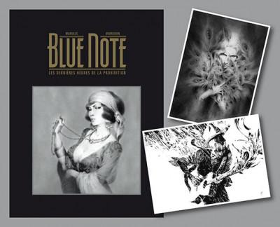 Couverture Blue note - tirage de luxe tome 2