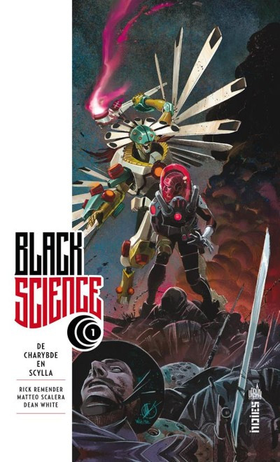 Couverture Pack Black science tomes 1 et 2