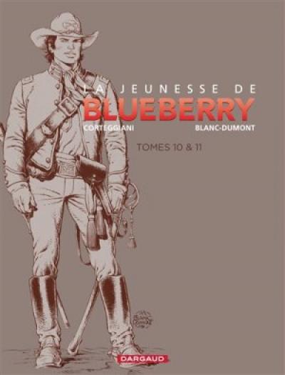 Couverture Pack été - La jeunesse de Blueberry tomes 10 et 11