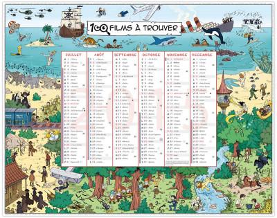 Page 2 100 films à trouver – Calendrier 2015