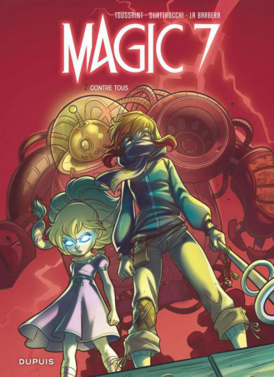 Page 1 Magic 7 - pack tomes 1 + 2