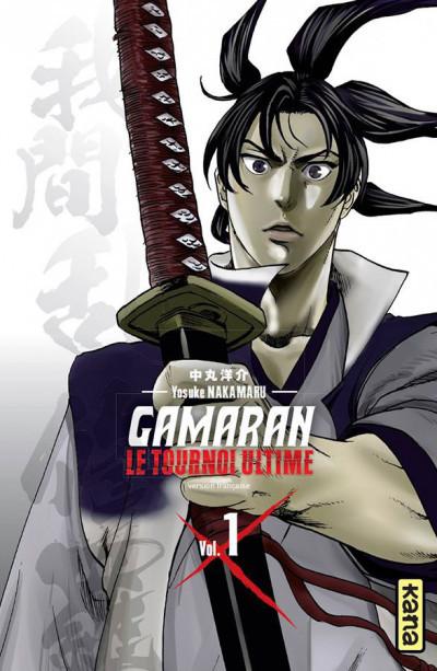 Couverture Gamaran - le tournoi ultime - pack tomes 1 à 3