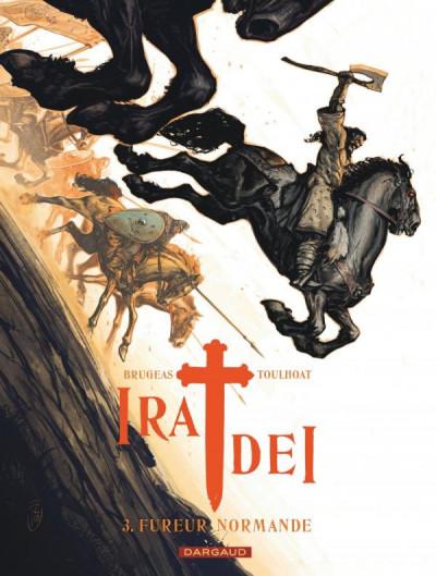 Dos Ira dei - fourreau tomes 3 et 4