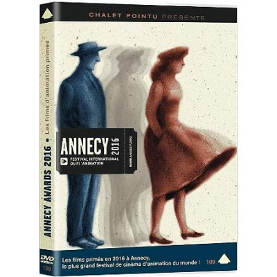 Couverture annecy awards 2016 - dvd