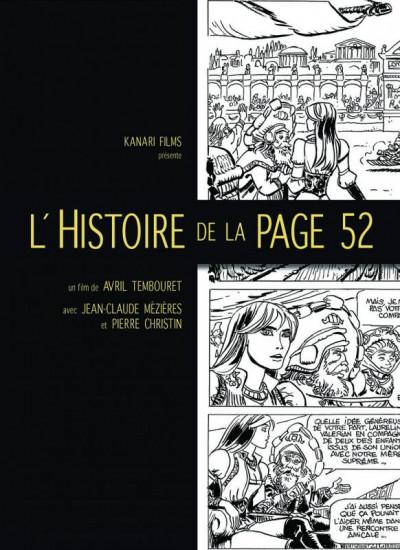 Couverture DVD L'Histoire de la Page 52