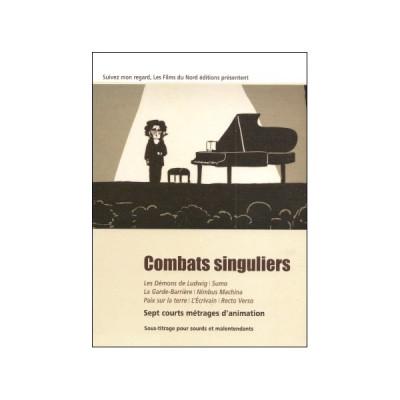 Couverture DVD Combats Singuliers