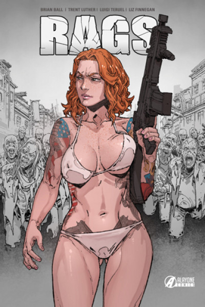 Couverture Rags tome 1