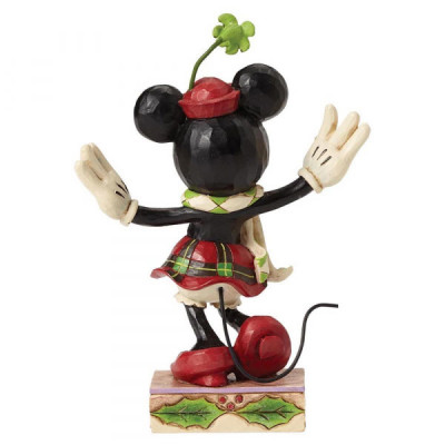 Page 1 Figurine Merry Christmas Minnie Mouse