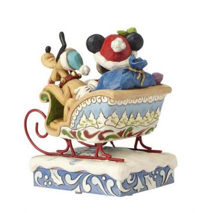 Page 2 Figurine Mickey et Pluto - Tradition boite à musique