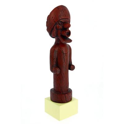 Couverture Figurine Tintin Totem du Chevalier de Hadoque
