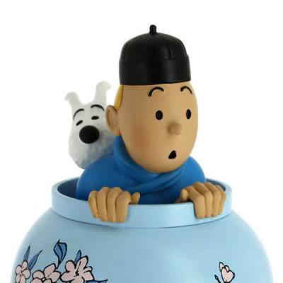 Page 2 Tintin Potiche Lotus bleu