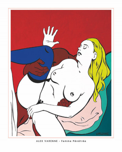 Page - Hot dreams - coffret luxe limité + ex-libris