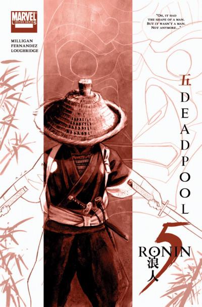 Page v 5 Ronin ; la voie du samouraï
