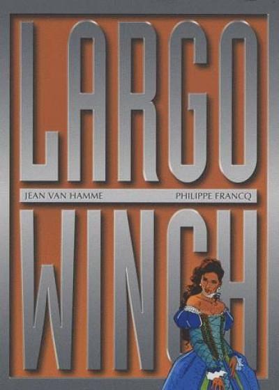 image de Largo winch - coffret tome 9 et tome 10