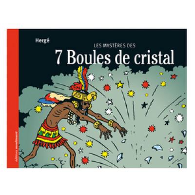 Page 7 Tintin - Les mystères des 7 boules de cristal