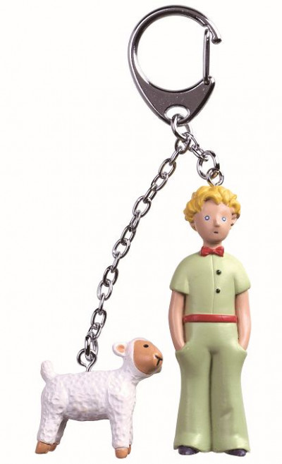 Page 1 Porte-clés Le Petit Prince et le mouton