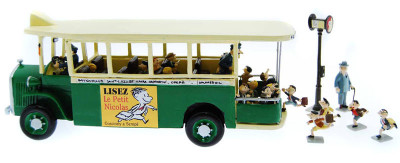 Page 4 Figurine Le bus du Petit Nicolas