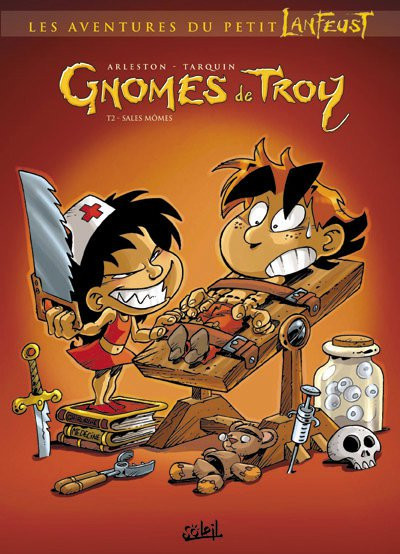 Page n gnomes de troy tome 2 - sales momes