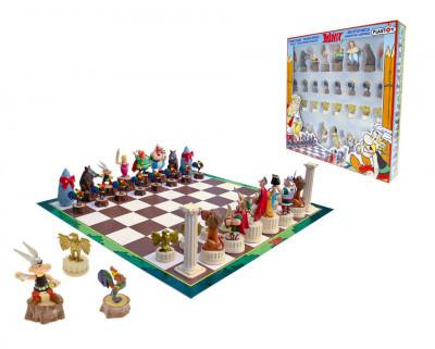 Page 0 Jeu d'échecs Lucky Luke