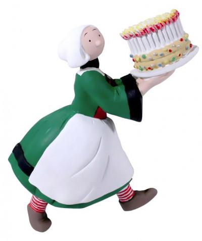 Page 4 Magnet Bécassine et le gâteau d'anniversaire