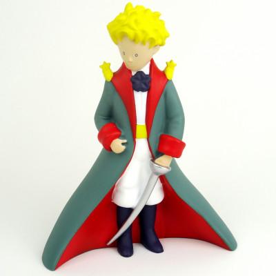 Page 1 Tirelire Le Petit Prince en habit de prince