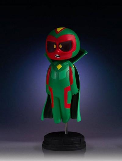 Couverture Figurine mini statue Vision