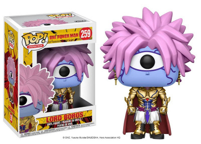 Couverture Figurine Pop - Lord Boros (One-Punch Man) n°259