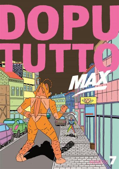 image de Revue Dopututto Max Tome 7