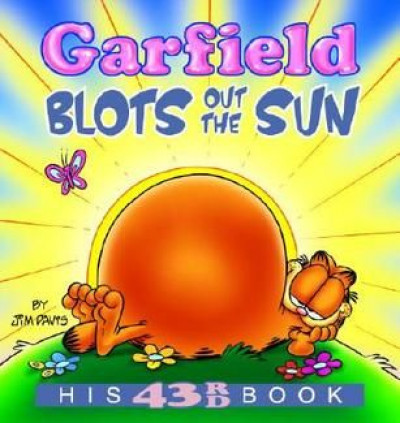 Couverture Garfield blots out the sun