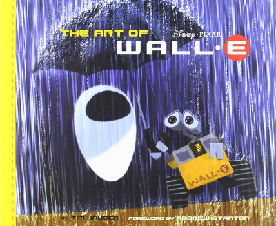 Couverture The art of Wall-E