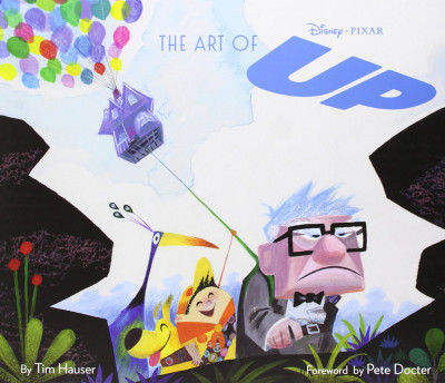 Couverture The art of Up